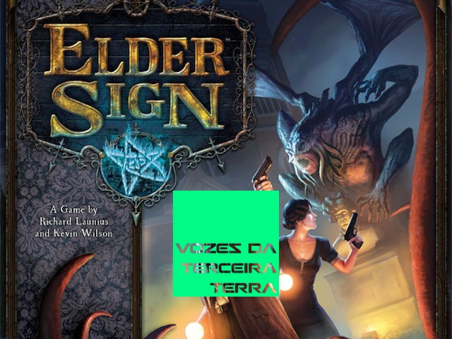Jogamos 'Elder Sign'
